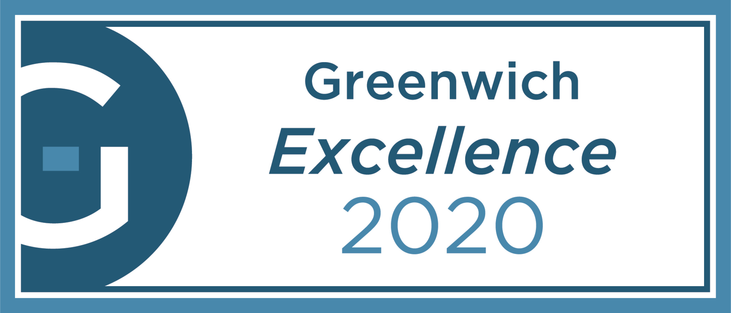 Greenwich Excellence Award 2019